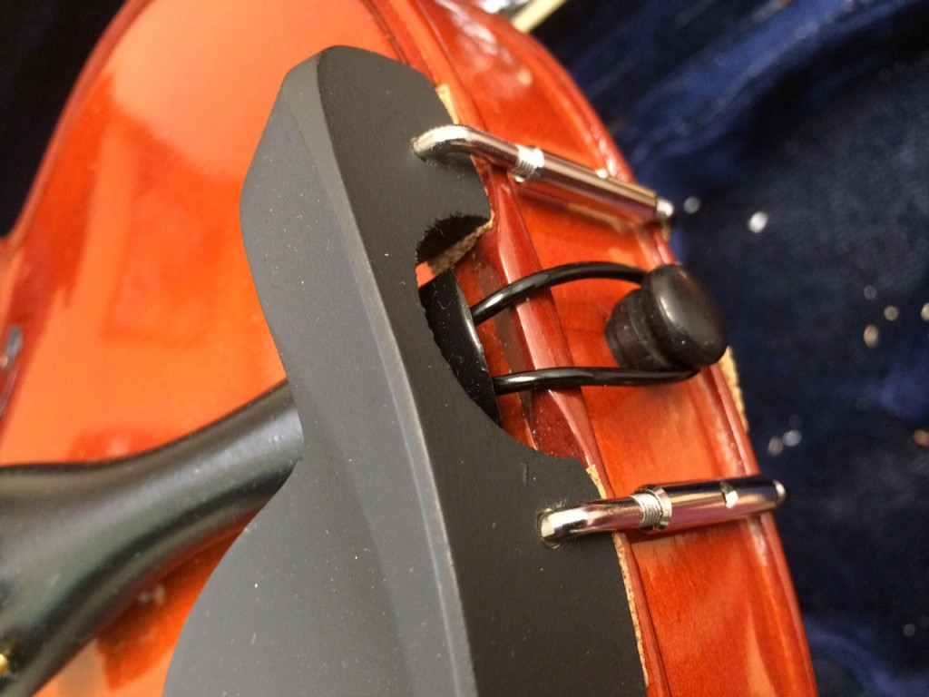 Violin Chinrest